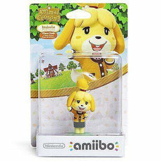 Amiibo for Nintendo Action Figure Isabelle (Animal Crossing Series)