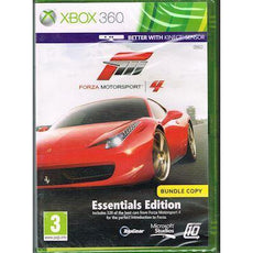 Xbox 360 Forza Motorsport 4 Essential Edition (PAL)