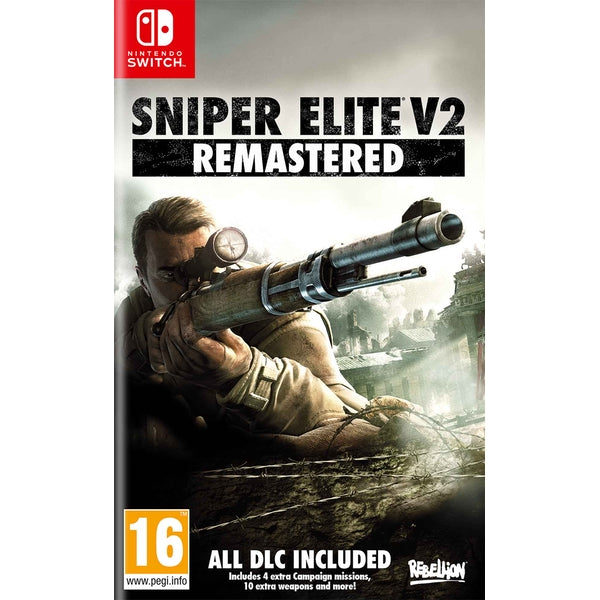 Nintendo Switch Sniper Elite V2 Remastered