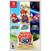 Nintendo Switch Super Mario 3D All-Stars (Local Maxsoft MDE)
