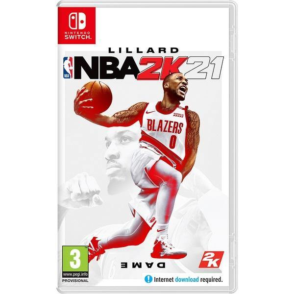 Nintendo Switch NBA 2K21  (EU)
