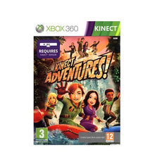 Xbox 360 Kinect Adventures (PAL)