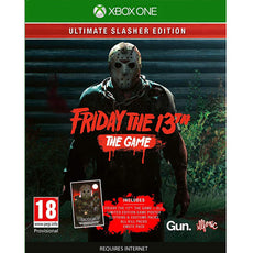 Xbox One Friday The 13th Ultimate Slasher Edition
