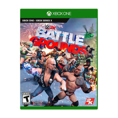 XBOX ONE WWE 2K Battlegrounds
