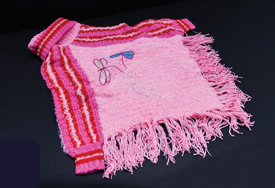 Kids Poncho For Girls 22180122