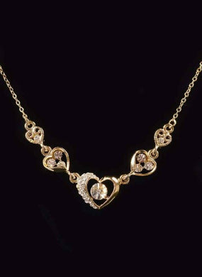 Brazilian Gold Necklaces 2918021993