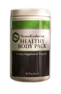 NeuroEvolution Healthy Body Pack Nutrition Bottle