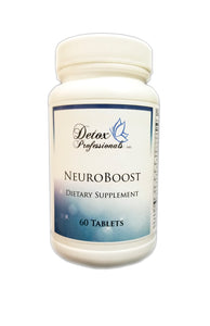 NeuroBoost Energy Nutrition Bottle