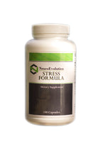 NeuroEvolution Stress Formula Nutrition Bottle