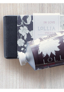 LoLLIA Shea Butter Hand Cream - IN LOVE