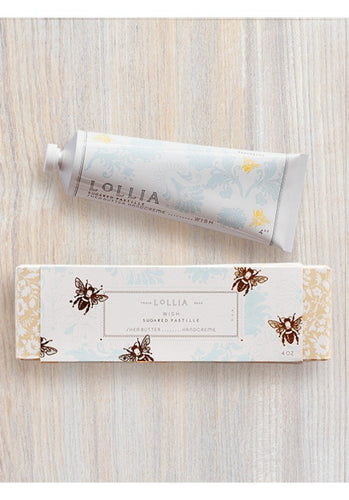 LoLLIA Shea Butter Hand Cream - WISH