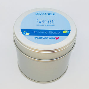 Sweet Pea inspired by Bath and Body Works® Duft 8oz.