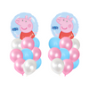 Peppa Pig balloon bundle