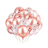 Rose Gold Balloon Bunch