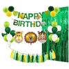 """In The Jungle"" Birthday Party Pack"
