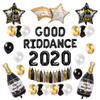 Good Riddance 2020 New Year Party Pack - 22 Piece