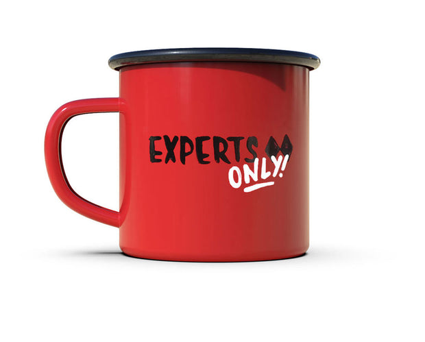 Experts Only (Red)