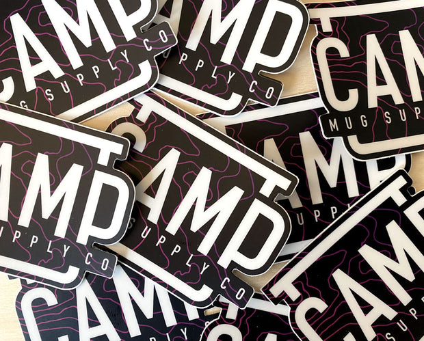 CMSCo Topo Sticker (Free Shipping)