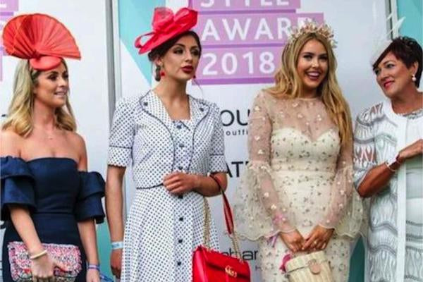 Aintree Grand National Ladies Day Style Awards-Fascinators Direct