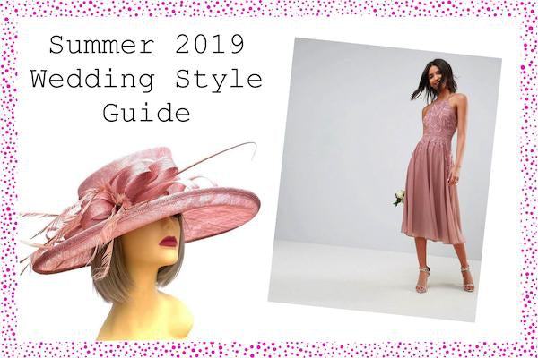 The Wedding Guest Outfit Guide For Summer 2019-Fascinators Direct