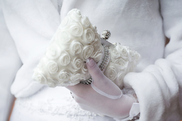 Bridal Clutch Bags for Brides