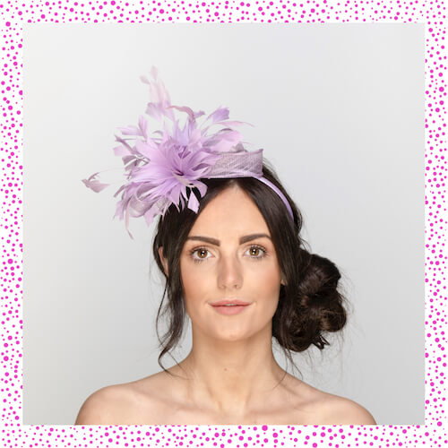 hair fascinators for weddings
