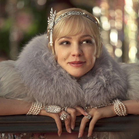 gatsby flapper headpiece