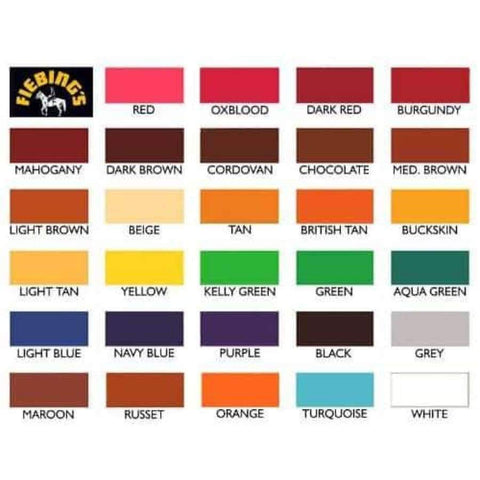 Fiebings_Pro_Dye_Color_Chart