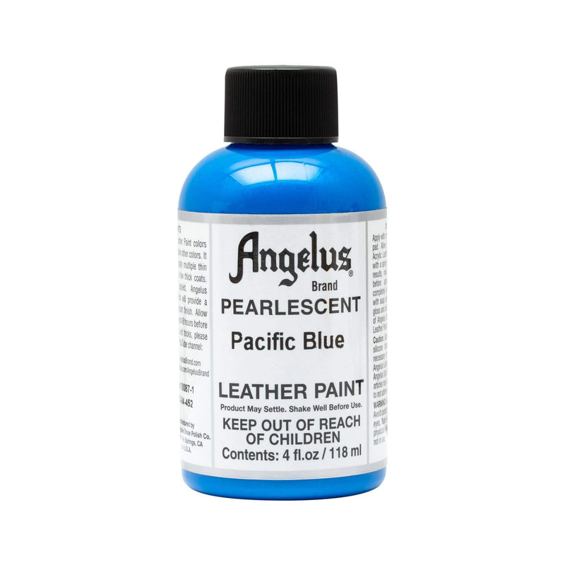 Angelus Pearlescent Leather Paint- 4oz