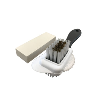 Suede and Nubuck Shoe Cleaner Kit With 4-way Suede Brush and Eraser