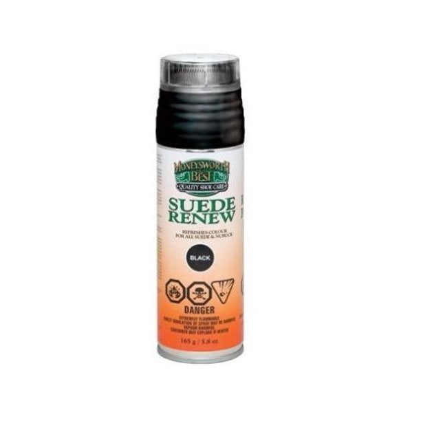 Moneysworth & Best Brillo Nu-Life Color SUEDE Renew Spray 4.5oz