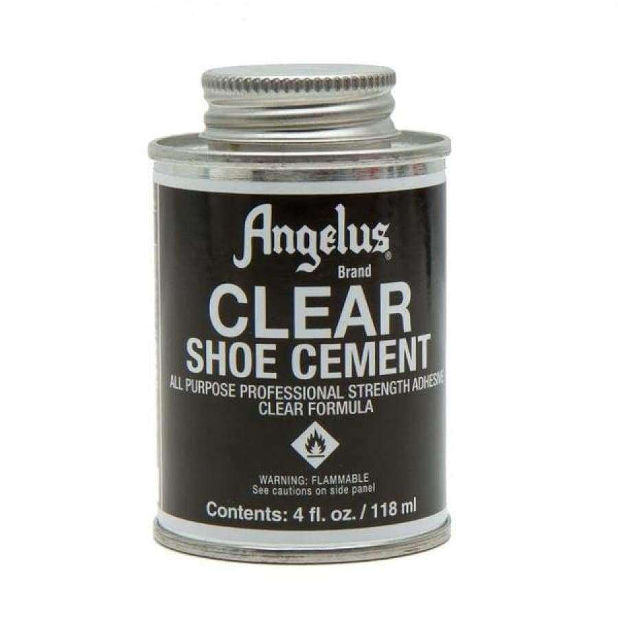 bf704172ba7f6 Angelus Clear Shoe Cement Adhesive 4oz