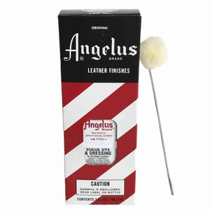 Angelus Leather Dye for Shoes, Handbags, Purses, Couches, Smooth Leathers - 3oz
