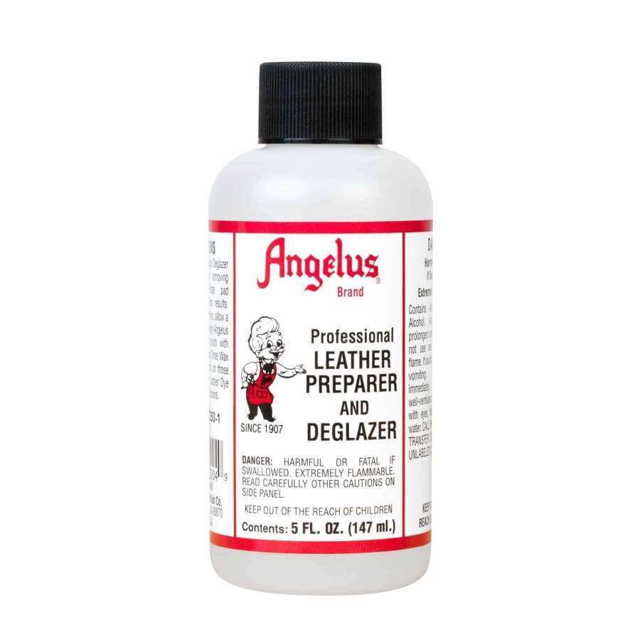 Angelus Leather Preparer and Delgazer 5oz