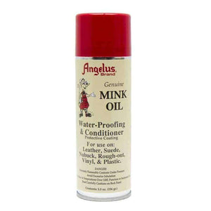 Angelus Mink Oil Leather Waterproofer and Conditioner Spray 5.5oz
