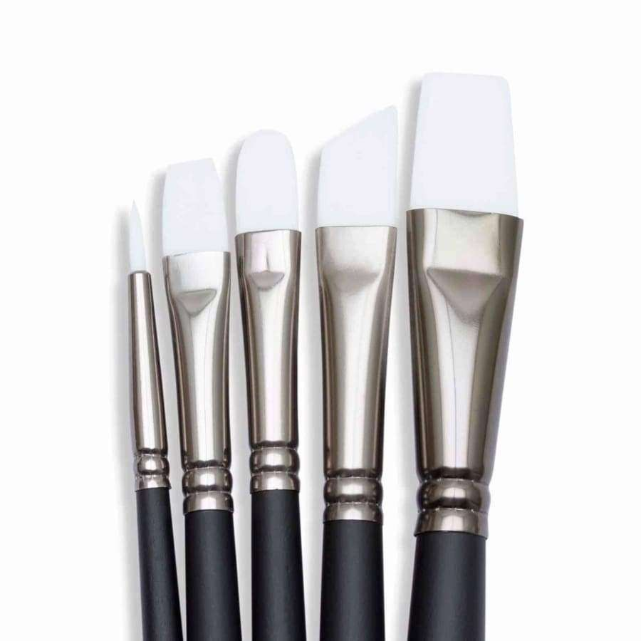 Angelus Paint Brush Set-5pcs