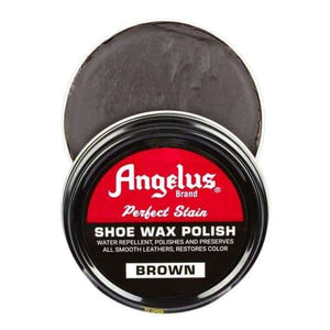 Angelus Shoe Polish Wax 3oz