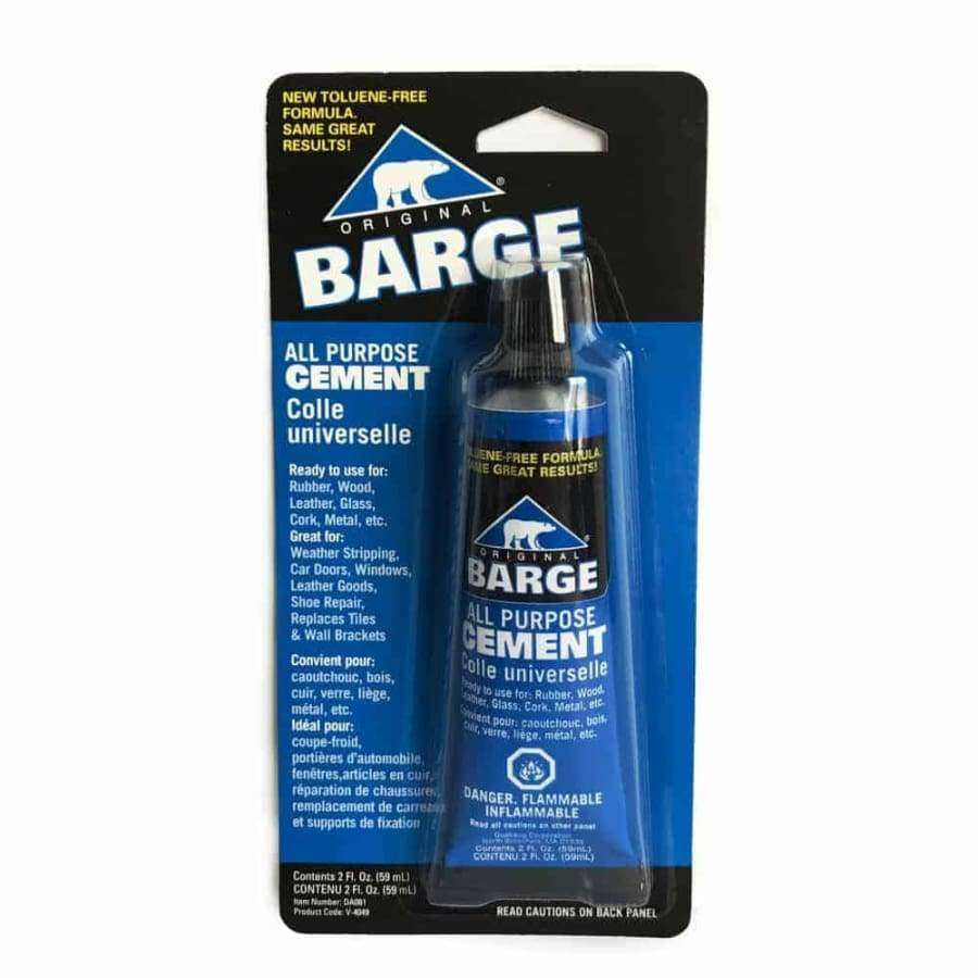 Barge All Purpose Cement Rubber Wood Glass Glue 3/4oz