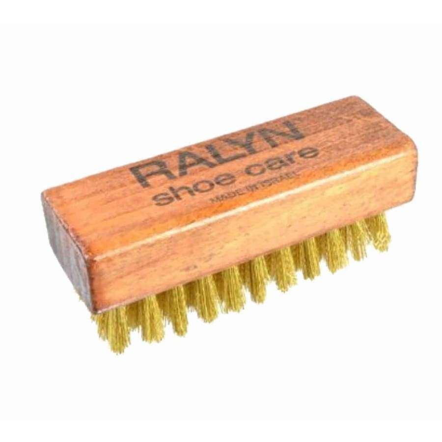 Brass Suede Cleaning Brush for Shoes, Bags, Suede, and Nubuck