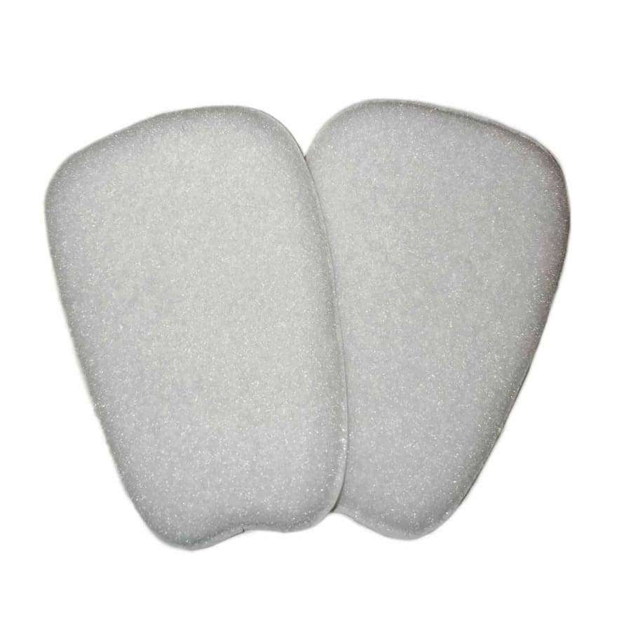Felt Tongue Pads For Shoes with Adhesive Back (3 pair)
