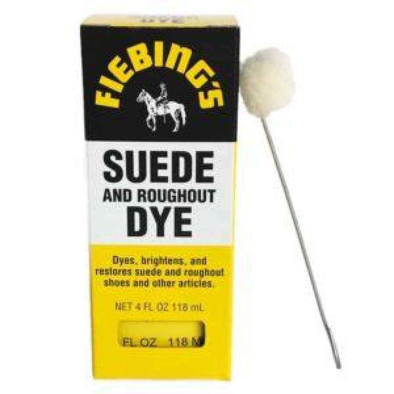Fiebing's Suede Leather Dye with Applicator-4oz
