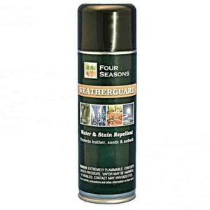 Four Seasons Weatherguard Water & Stain Repellent for Shoes, Handbags, Boots
