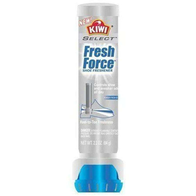Kiwi Fresh Force Sneaker Shoe Deodorizer Odor Protection Scent Freshner