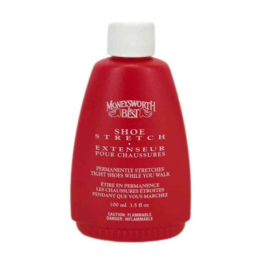 Moneysworth & Best Permanent Shoe Stretch Liquid 3.5 Oz