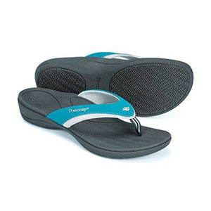 Powerstep Fusion Orthotic Sandals Womens Teal