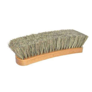 Professional Shoe Shine Brush Light Bristle Buffing Brush 8""
