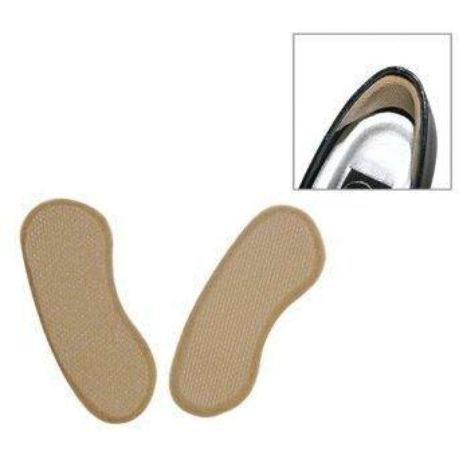 Rubber Heel Grips For back of Shoes for Non Slip Pair