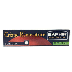 Saphir Renovating cream tube .25 ml For Leather