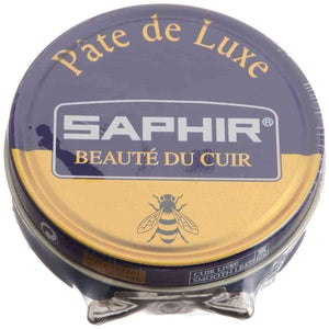 Saphir Shoe Polish Wax 50 ML Tin