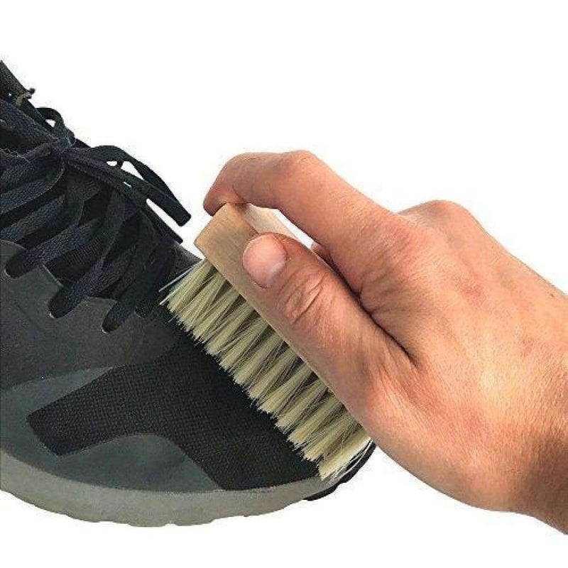 Shoe Sneaker cleaning Brush For Shoes, Mesh, Vinyl, Leather, Canvas 4""